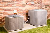 Residential air conditioning units